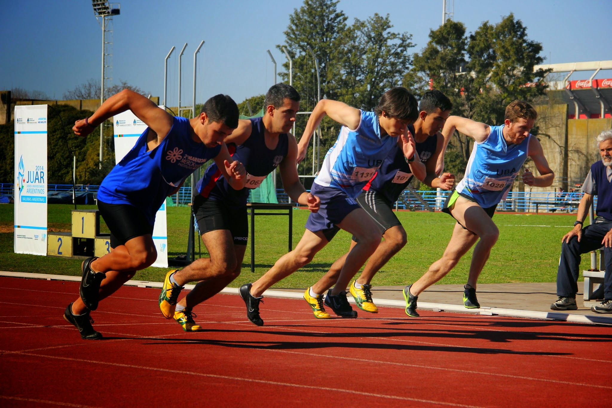 Resultado de imagen para deporte universitario atletismo