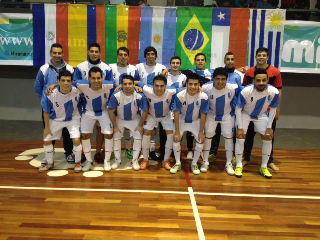 Argentina Participara En Los Juegos Universitarios Sudamericanos De
