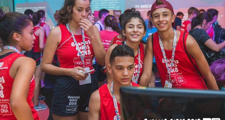 Los Juegos Olimpicos De La Juventud Buenos Aires 2018 Y Fedua
